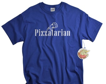 Pizza Shirt - Gift for Boyfriend - Boyfriend Gifts - Funny Pizza Pizzatarian T-shirt for Men