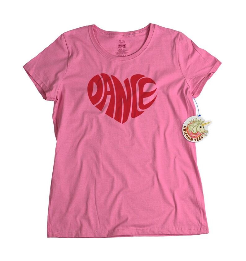 a0d51105c Dance Shirts for Women Girls Dance Gifts Dancing Tshirts