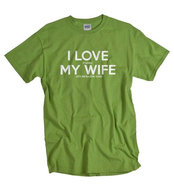 RC car shirt for men funny gift for rc husband rc cars tshirt  54eb29520