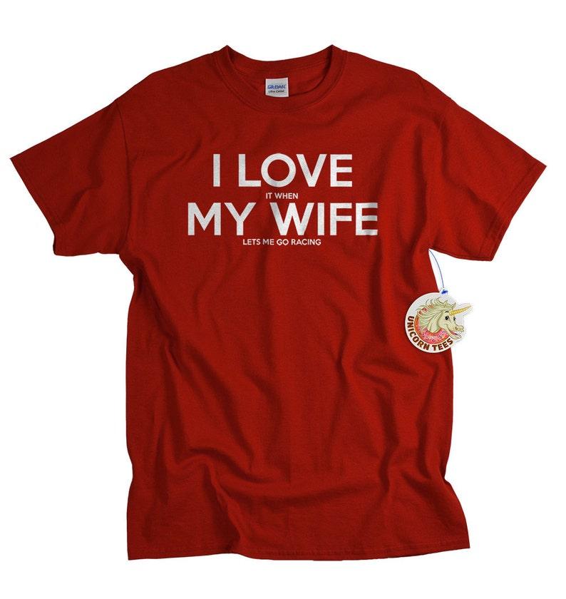 Funny Tshirts  Mens Funny Tshirt  Racing Shirt  Mens Gift  image 0