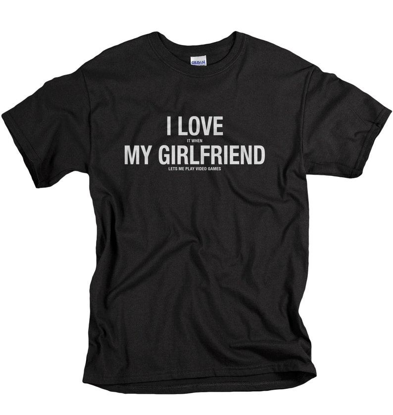 Christmas Gifts for Boyfriend  Video Game T shirt for Him  image 0