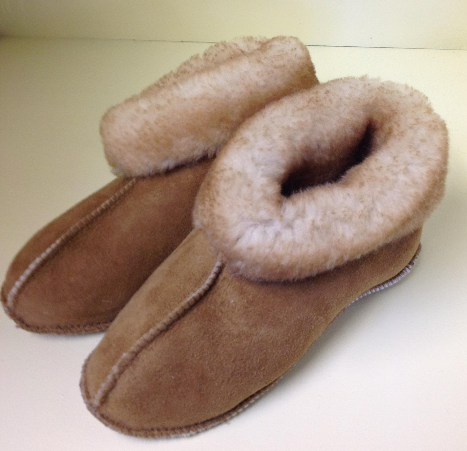 e2fd1776014f5 Shearling Leisure boot slippers