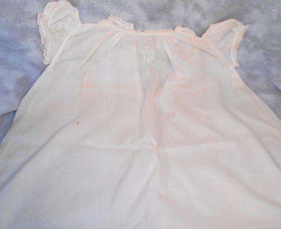 Vintage Yolande Childs Christening Gown or Dress … - image 1