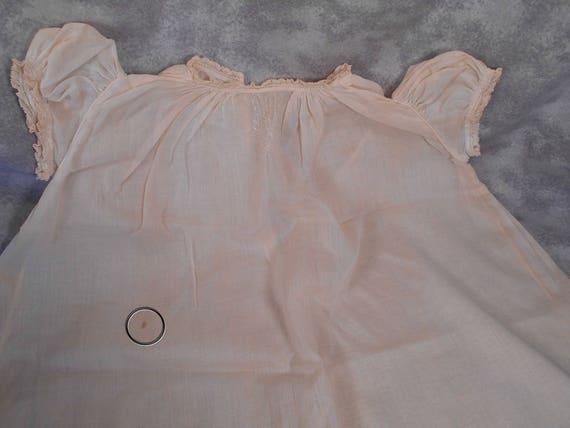 Vintage Yolande Childs Christening Gown or Dress … - image 4