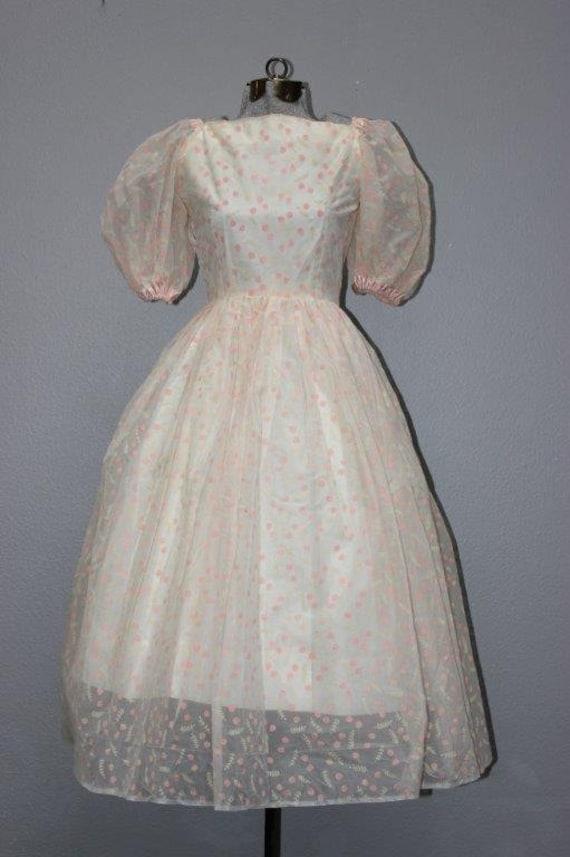 Adorable Raglan Chiffon Party Dress