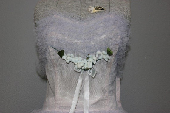 Fabulous 1950's Tulle Prom Dress - image 4