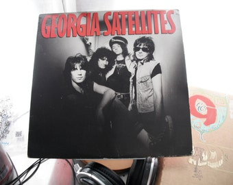 Georgia Satellites Debut Hit Keep Your Hands To Yourself 1986 on Elektra Records