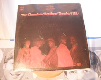 The Chamber Brothers Greatest Hits on Columbia Records 1971 Original Vintage Vinyl