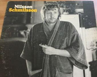 Harry Nilsson Nilsson Schmilsson  on RCA Records yellow label