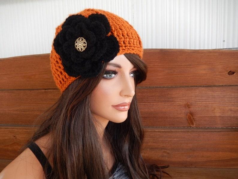 a8b63abd7e4 Hats Winter Crochet hat Women s hat Winter Fashion