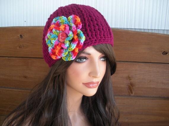 0cfb5dead3f Crochet hat Women s hat Winter Fashion Accessories Women