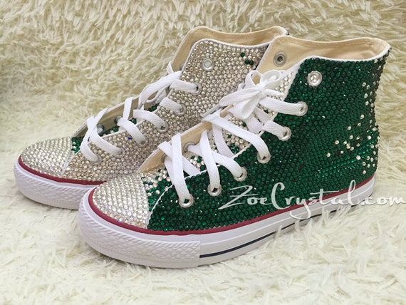 New ColorBling CONVERSE Chuck Taylor All Star SNEAKERS with  5f4a1551e9