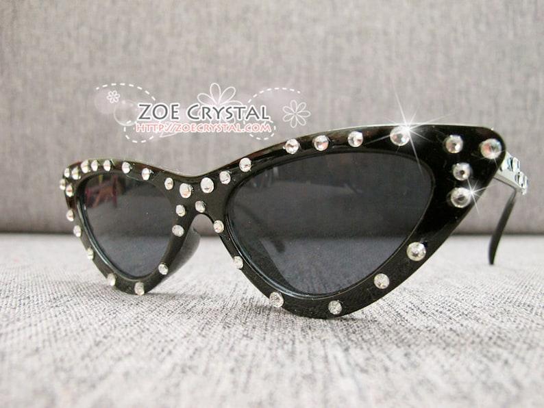61c7f617ec1 HOLLYWOOD Fashionable Cat Eye Sunglasses Shades Sunnies