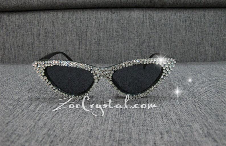 0d326d5fe38 HOLLYWOOD Fashionable Cat Eye Sunglasses   Shades   Sunnies w