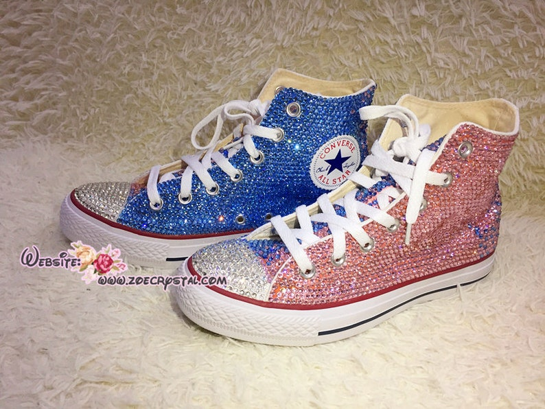 38b4edc96396 Customize Your Wedding Converse Chuck Taylor All Star SNEAKERS