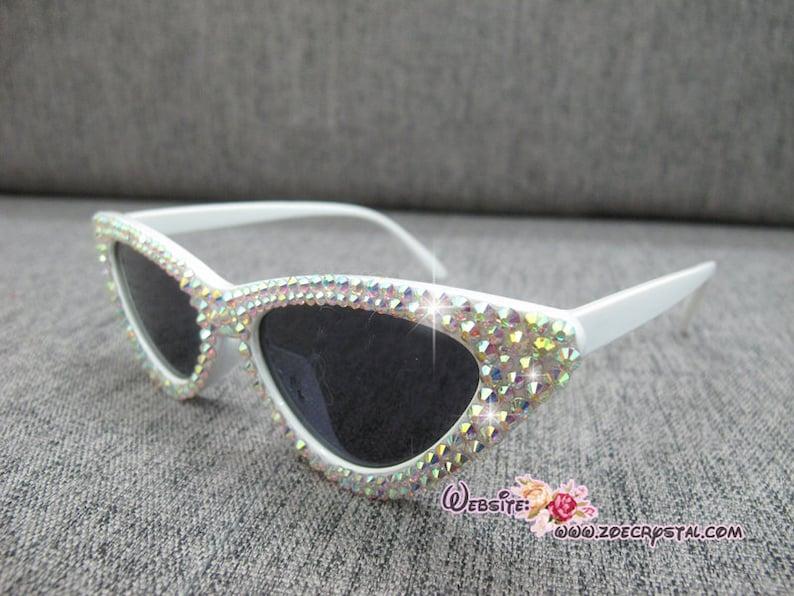 bf5feb901f1e0 HOLLYWOOD Fashionable Cat Eye Sunglasses   Shades   Sunnies w