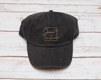 Jesus is Lord Hat, Christian Baseball Hat, Baseball Hat, Jesus, Jesus is Lord, Christian Hat, bible, Jesus