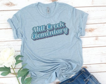 Mill Creek Elementary, T-Shirt