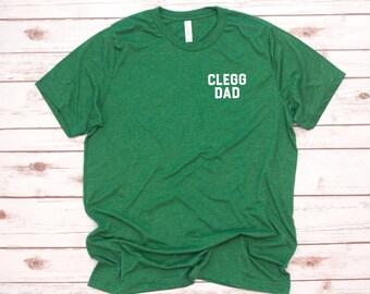 CLEGG DAD Shirt, Unisex