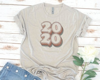 Senior shirt, 2020, Class of 2020, High School Senior, Seniors 2019, Seniors 2020, Graduation, Vintage, Retro