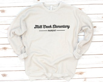 Mill Creek Custom fleece