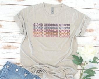 Island Warrior, Ombre List Ohana