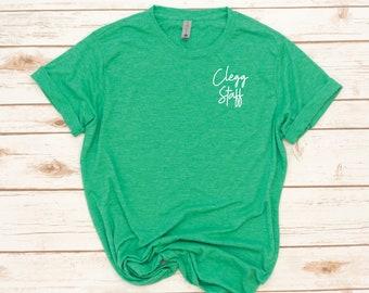 CLEGG STAFF Shirt, Unisex