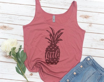 Big Little Reveal Shirts, Pineapple, Big and Little, Big Sis, Little Sis, Sorority shirts, Sorority Gift