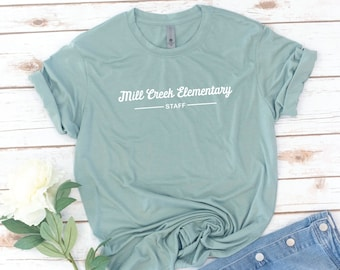 Mill Creek Custom Shirt