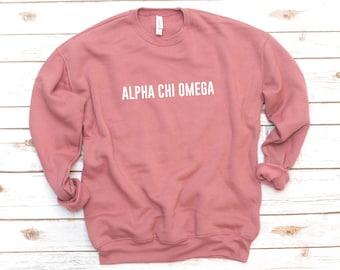 Sorority Sweatshirt, Vintage, Sorority gift, Sorority sweatshirt, Alpha Xi Delta, Kappa Alpha Theta, Gamma Phi Beta, Kappa Delta, Alpha Phi