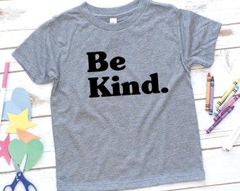 Kids Shirt, Be Kind, Boys shirt, Girls shirt, Youth, Toddler Shirt, Kids birthday gift, Jesus Shirt, Bible verse