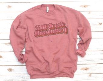 Mill Creek Elementary, Crew Fleece