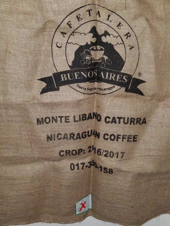 Pleasant Burlap Coffee Bean Bag Sack Uwap Interior Chair Design Uwaporg