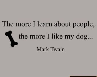 Mark Twain Sayings Etsy