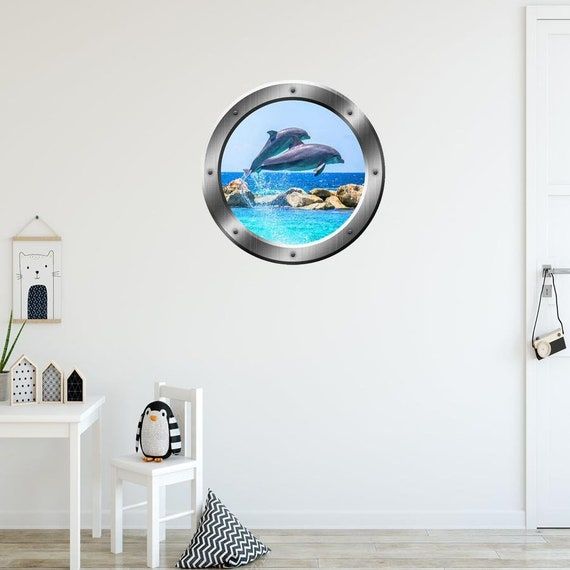 Hole To Another Universe Wall Decal Gadget Flow