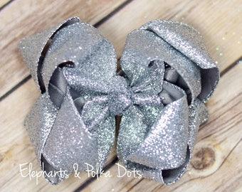 Glitter Boutique Hair bow