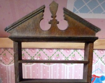 WONDERFUL Dollhouse Museum POSTER Antique Miniature Chairs From Angel/'s Attic