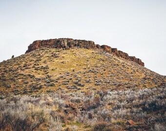 "Fine Art Photography, Landscape, Oregon, ""Fortress"""