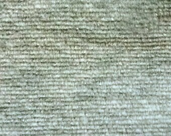 CVC Cotton Velour Fabric by the Yard (Heather Grey) 201
