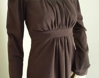 Pride and Prejudice Dress --- Elizabeth Bennet, Jane Austin, Old English ---- Custom Made