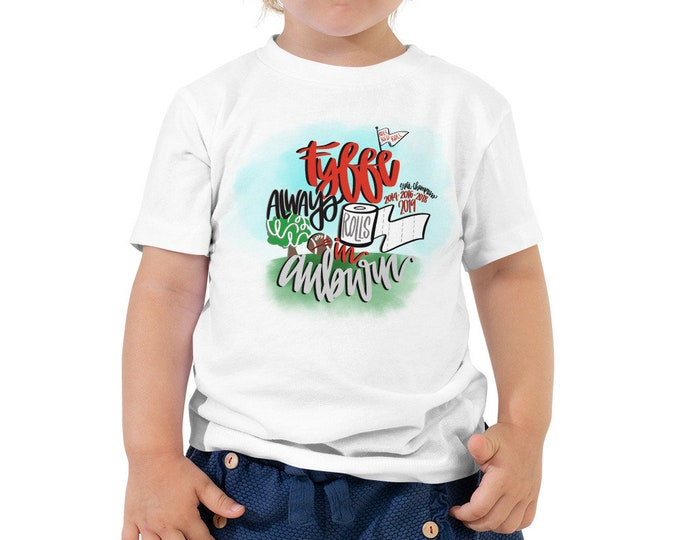 Fyffe State Champ Toddler Short Sleeve Tee