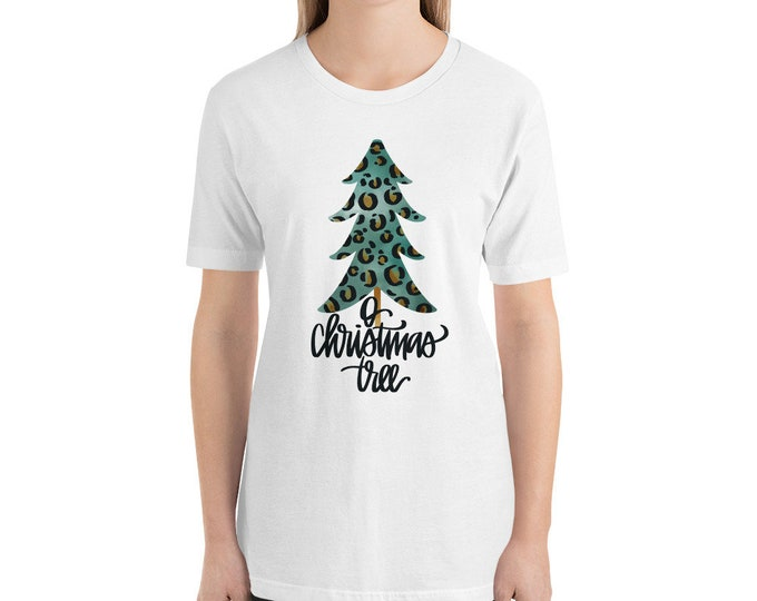 O Christmas Tree Short-Sleeve Unisex Tee