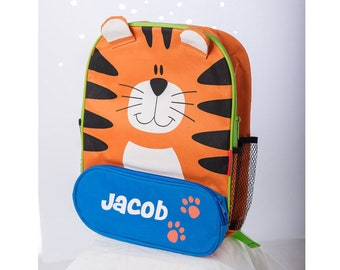 cc508f56a5 Tiger backpack