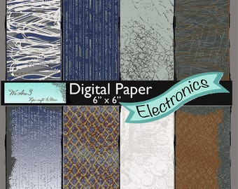 We Are 3 Digital Paper, Electronics