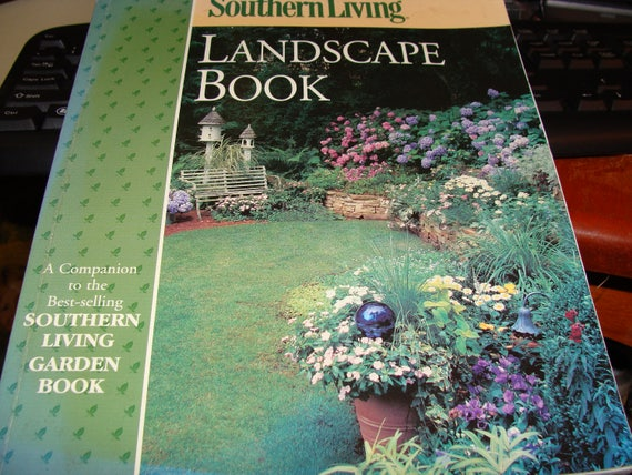Landscape Book By Southern Living Magazine So.Living | Etsy