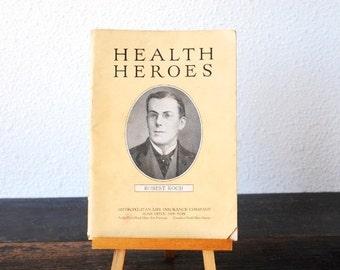 medical pamphlets etsy