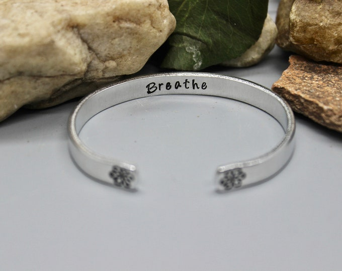 Breath Bangle Bracelet
