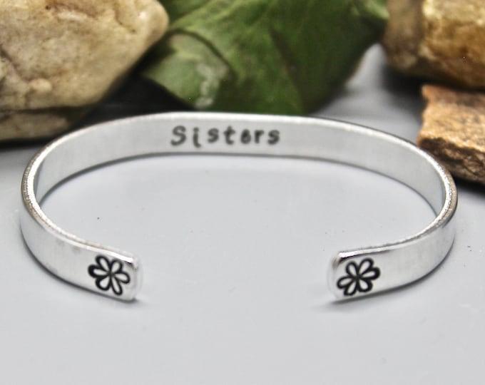 Sister Bangle Bracelet
