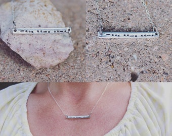 Best Friends Forever Morse Code Necklace, BFF in Morse Code, Best Friends Morse Code, Gifts for Best Friends, Best Friend Jewelry, BFF Charm