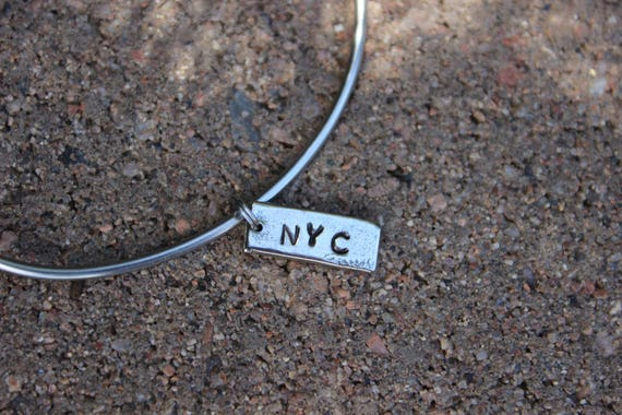 Race City, City Charm for Runner, Charm only, Gift for runners, Race City Charm, Marathoner and Runner Jewelry, Charm only, Gift for Runner